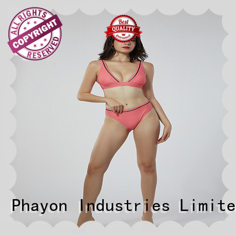 PHAYON cat pattern custom swimsuits supplier for holiday