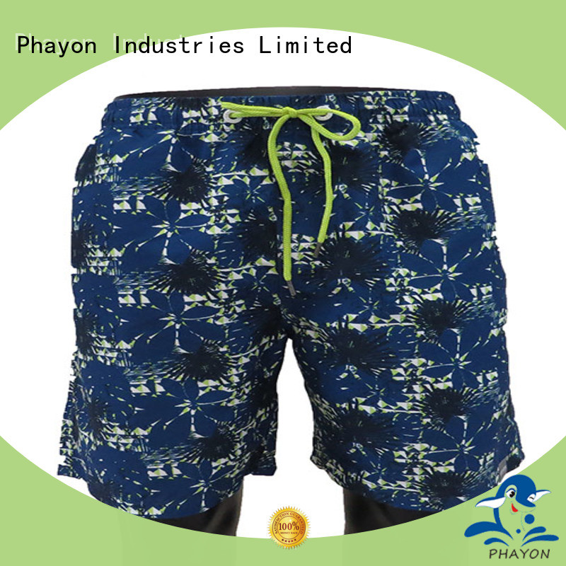 PHAYON mens clothing sale supplier for beach