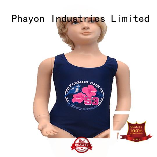 PHAYON animal print children swimwear supplier for swimming pool
