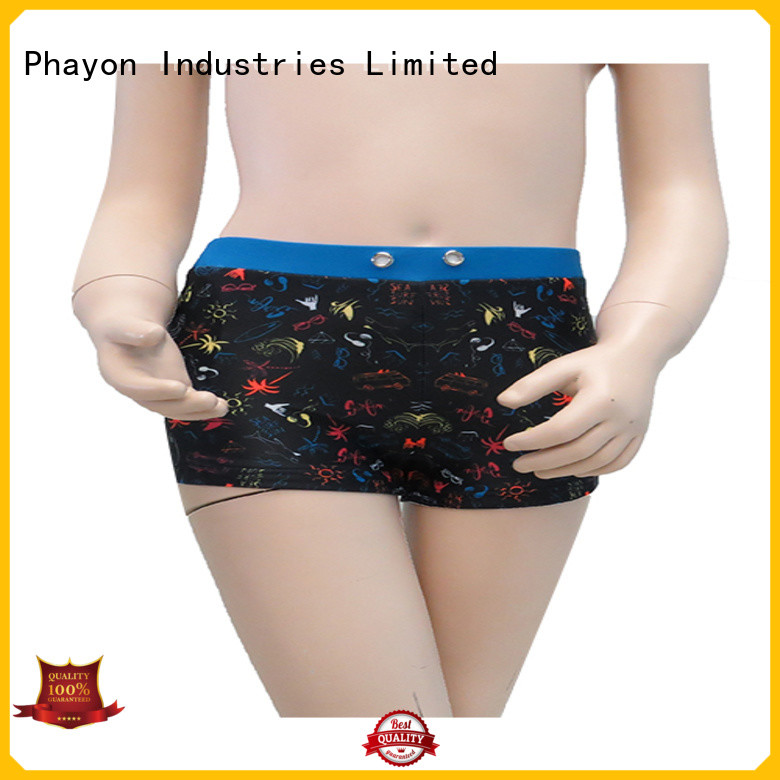 PHAYON rainforest boys swimsuits manufacturer for beach