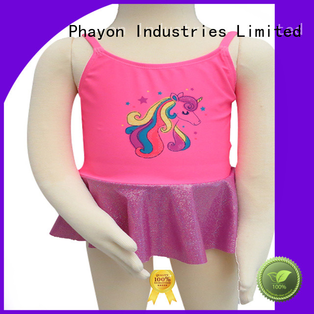 PHAYON top children swimwear summer suits for holiday