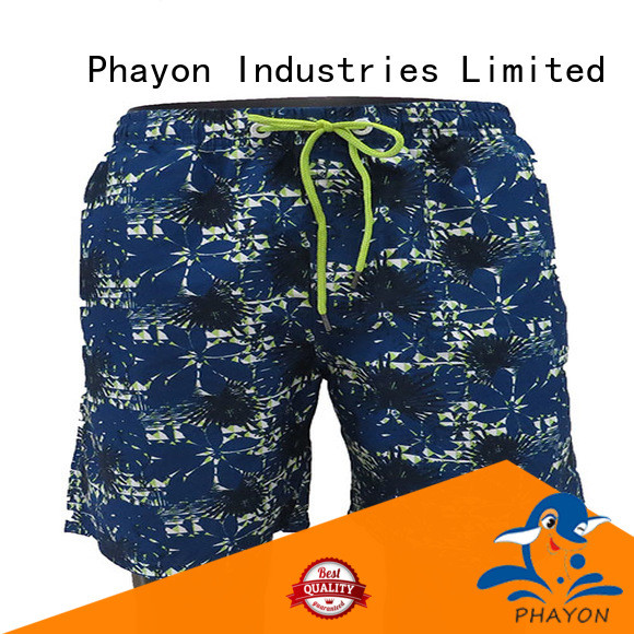 PHAYON mens clothing sale factory for beach