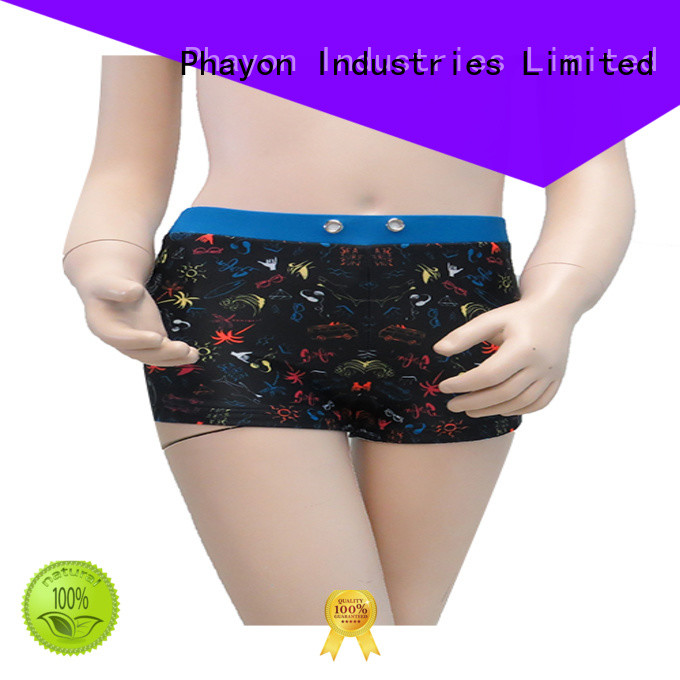 PHAYON top wholesale boy boutique clothes boxer trunks for holiday