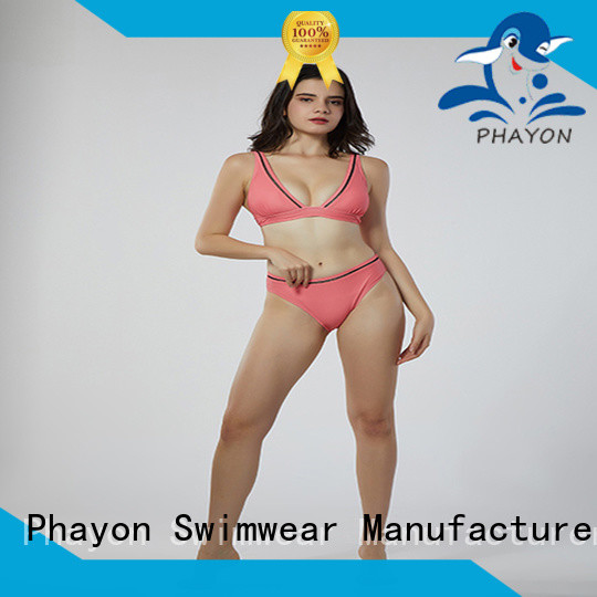 PHAYON surf bikinis bathing suits for swimming pool