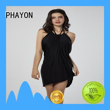 PHAYON chiffon beautiful beach cover ups beachwear for women