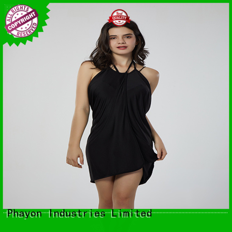 PHAYON custom swimsuit cover beachwear for beach