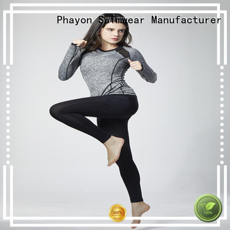 PHAYON custom sportswear fashion jersey for outdoor activity