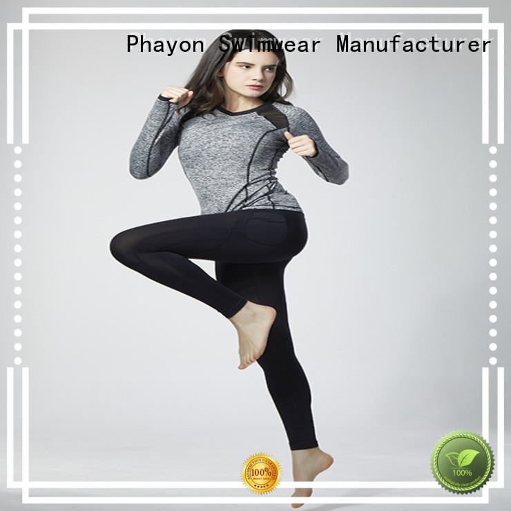 PHAYON custom sportswear fashion jersey for outdoor activity
