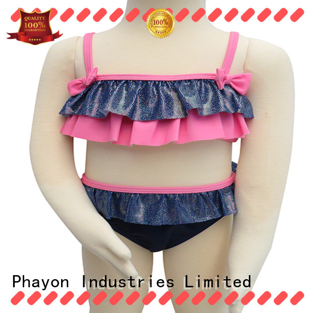 PHAYON girl bathing suits company for swimming pool