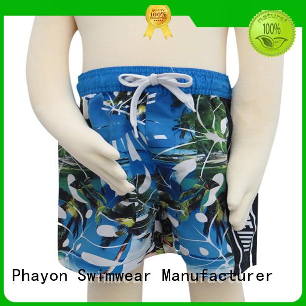 boys swimwear short pants for holiday PHAYON