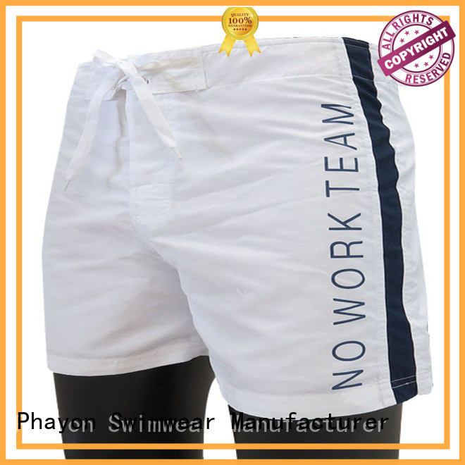 PHAYON best mens boardshorts sale company for swimming pool