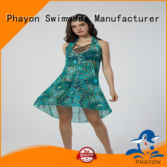 PHAYON wholesale swimwear suppliers kaftan for holiday