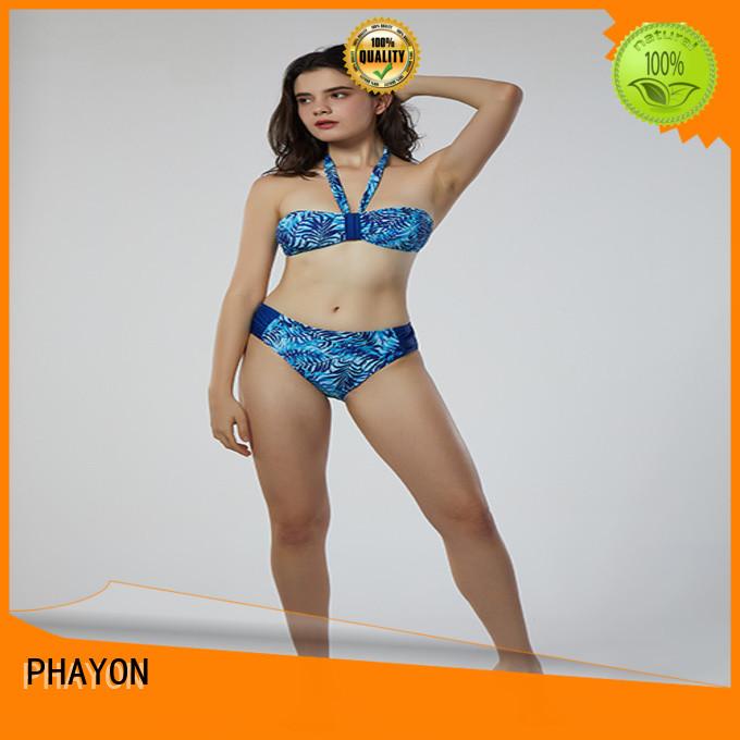 PHAYON double fabric bikini wear bathing suits for holiday