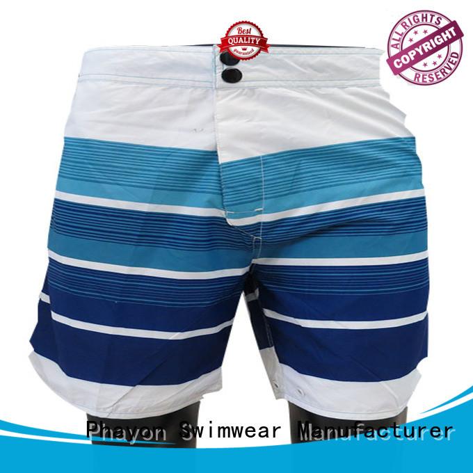 PHAYON sport beach shorts company for swimming pool