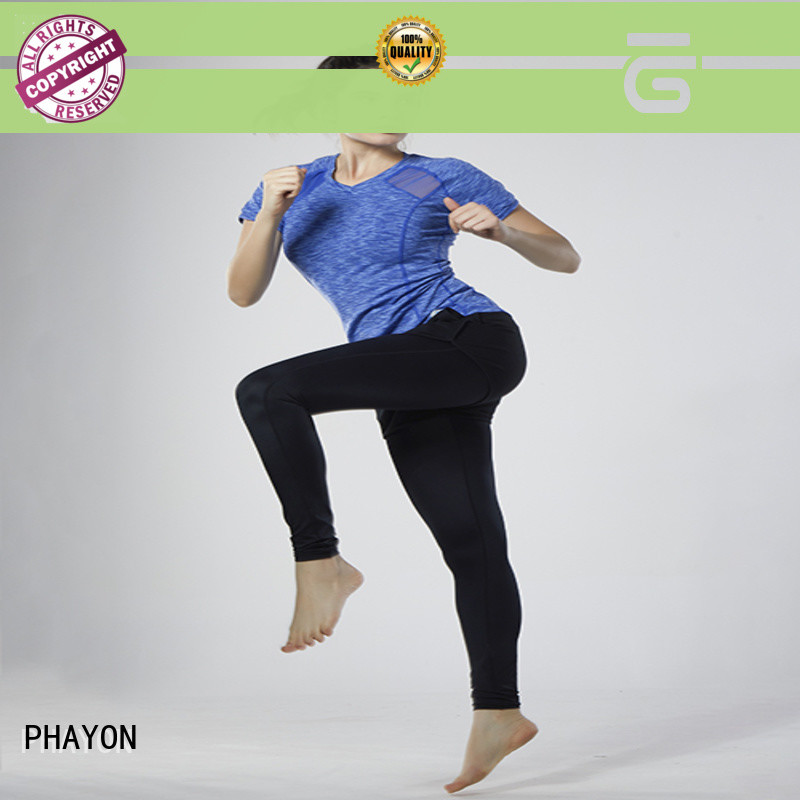 PHAYON custom wholesale sportswear pants for outdoor activity