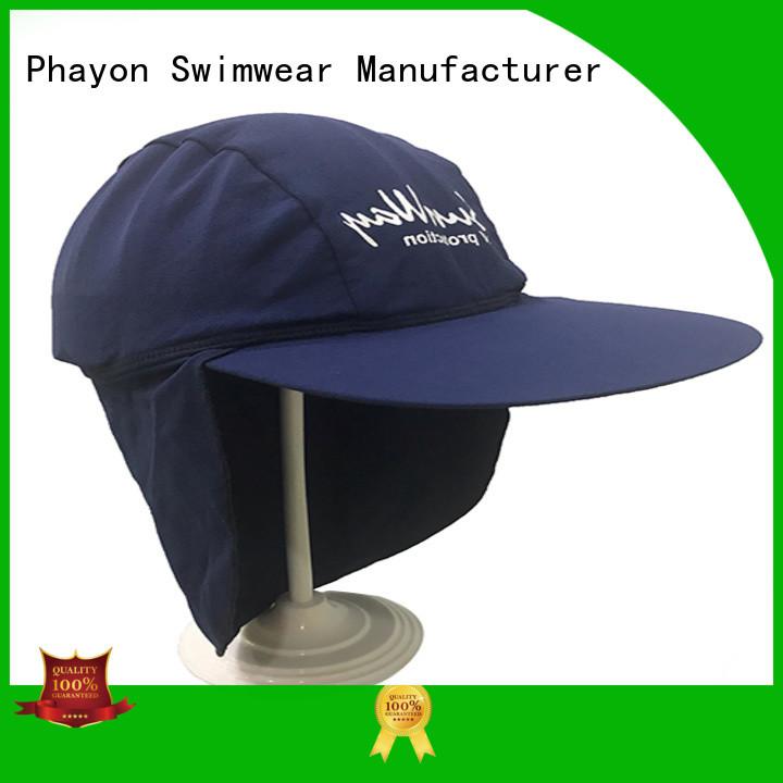 lycra sun shade hat factory for sport