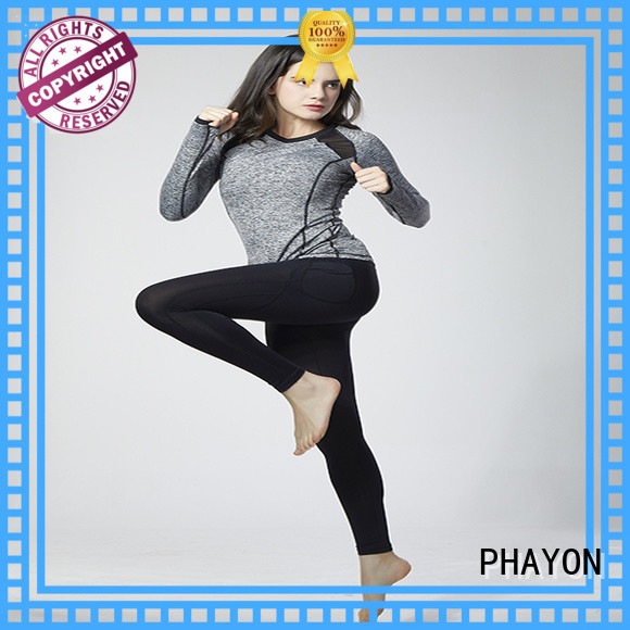 PHAYON sportswear fashion jersey for outdoor activity