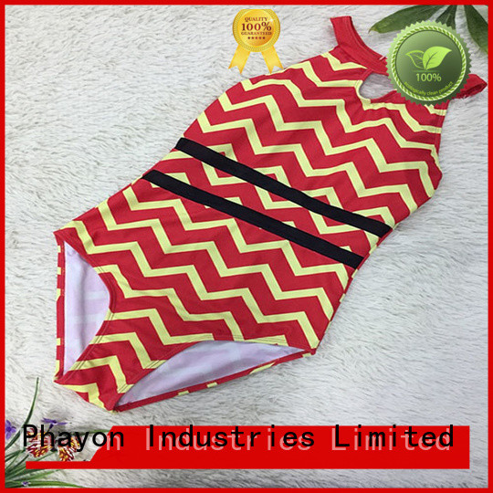 PHAYON thin bathing suits custom with padding for holiday