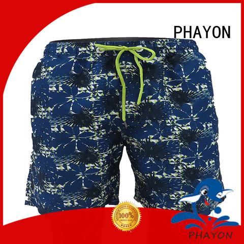 PHAYON beach shorts for guys pants for beach
