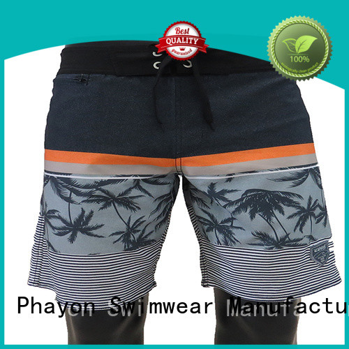 PHAYON breathable mens board shorts board shorts for holiday