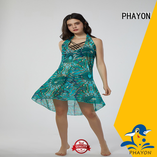 bikini cover dress for swimming pool PHAYON