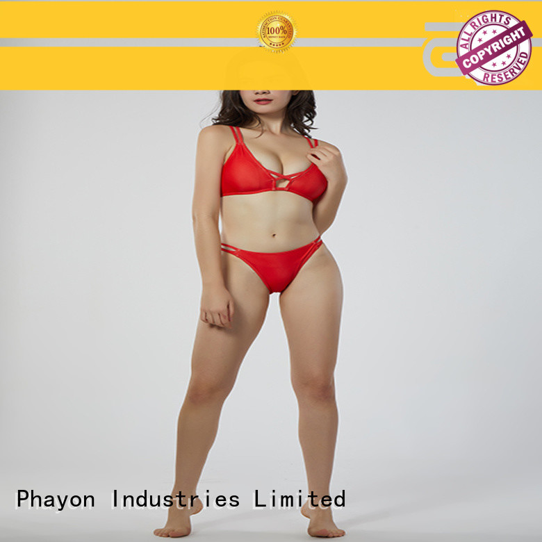 superior quality women's bikini swimsuits bathing suits for swimming pool PHAYON
