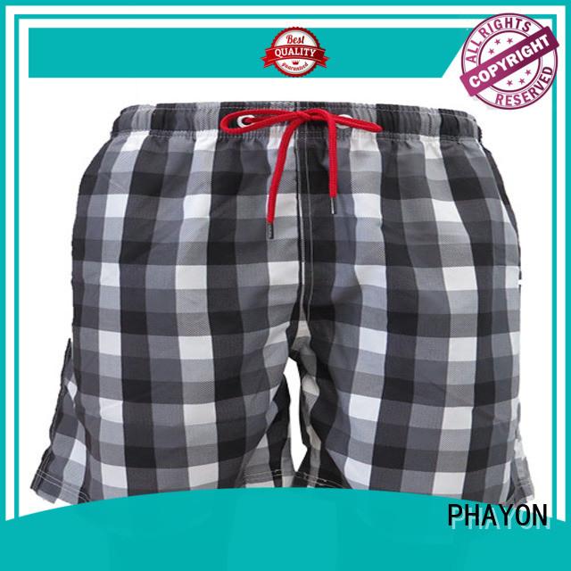 PHAYON mens boardshorts sale pants for swimming pool