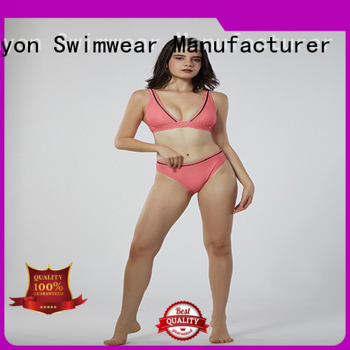 PHAYON two piece bathing suits custom factory for holiday