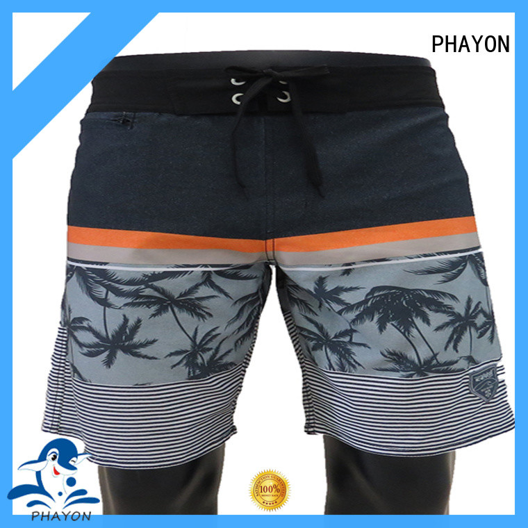 quick dry mens board shorts manufacturer for swimming pool