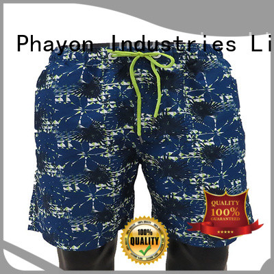 PHAYON mens clothing sale with waist elastic design for holiday