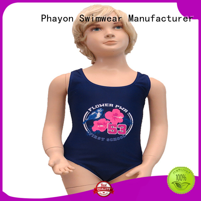 PHAYON girl bathing suits bathing suit for swimming pool