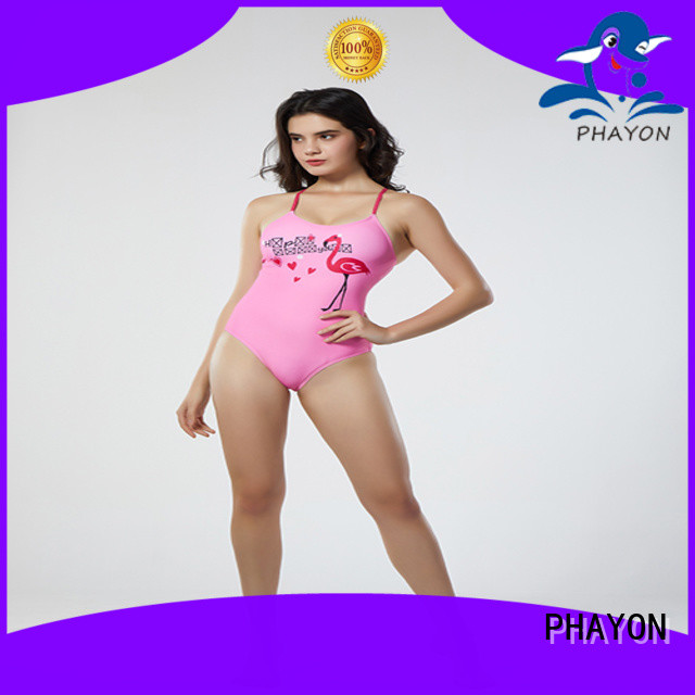 PHAYON backless bikini bathing suits factory for holiday