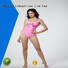 backless swimming bikini with padding for holiday