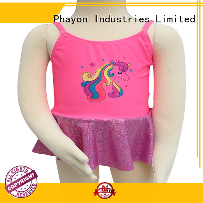PHAYON girls clothes sale dress for swimming pool