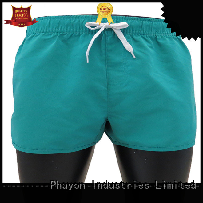 mens board shorts pants for holiday PHAYON