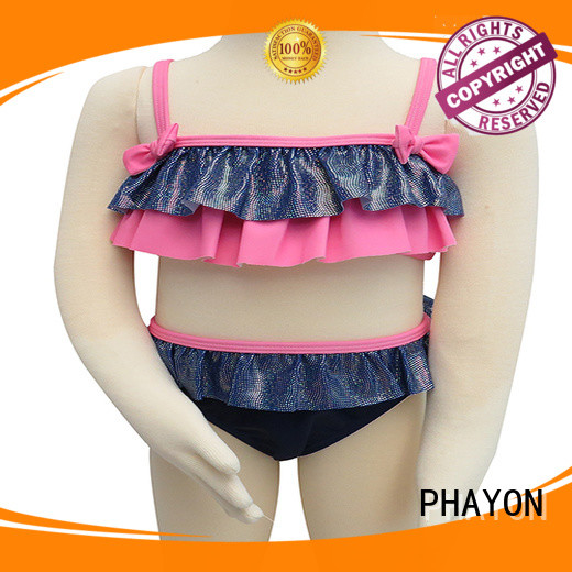 PHAYON girl beachwear summer suits for swimming pool