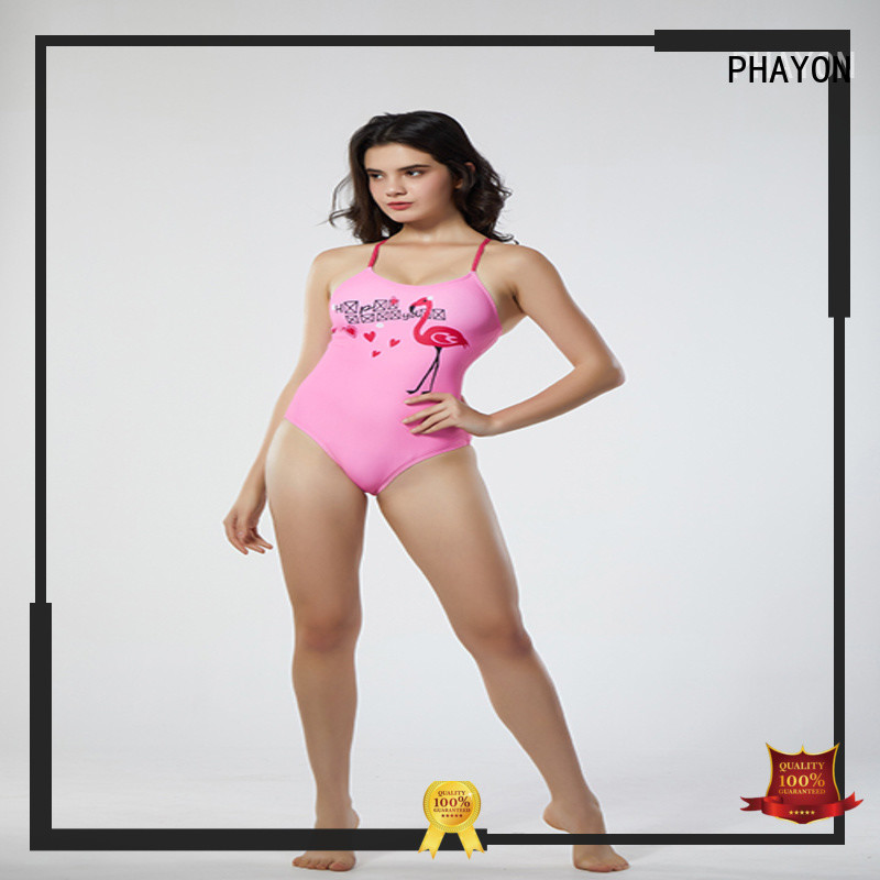 solid bathing suit dress supplier for beach