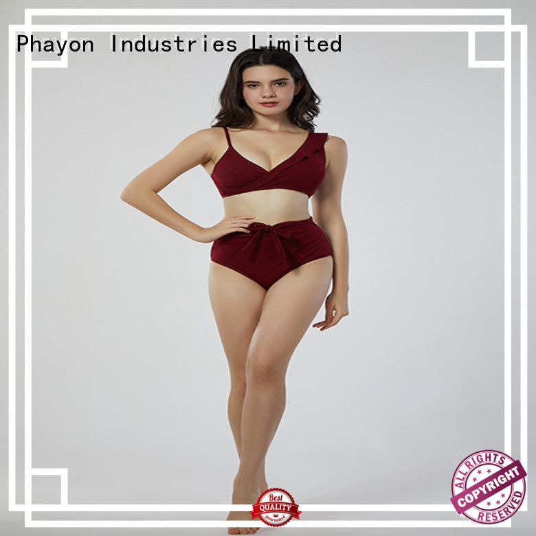 PHAYON sexy bathing suits custom supplier for holiday