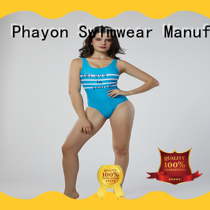 PHAYON swimming bikini with back hollow for swimming pool