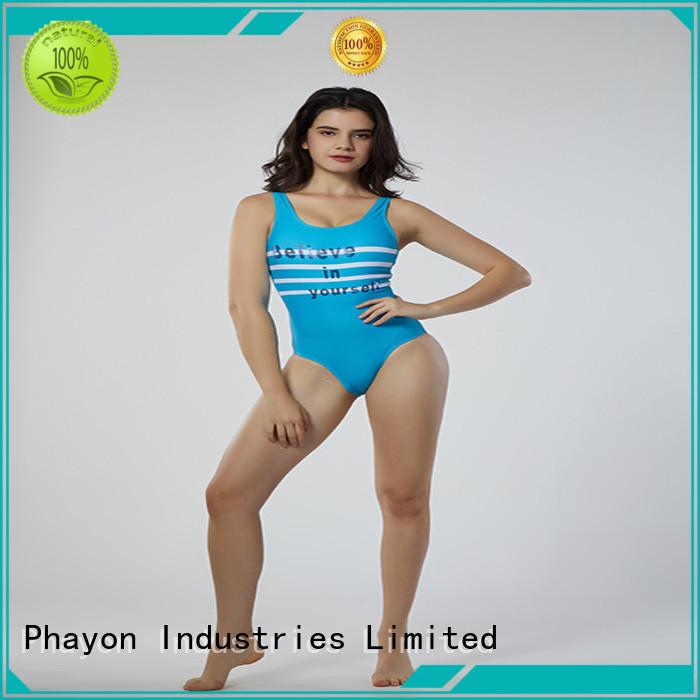 double fabric ladies bikini factory for swimming pool