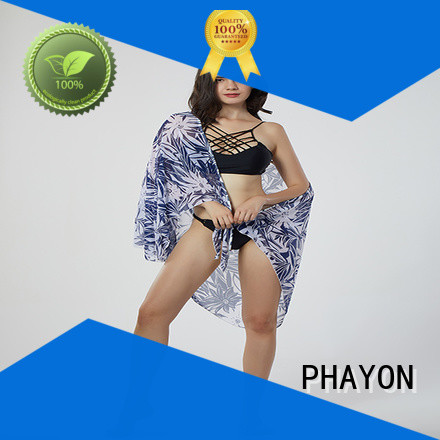 PHAYON long sexy swimsuit cover ups manufacturer for women