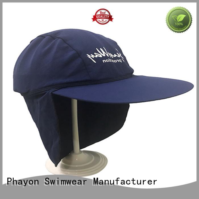 lycra foldable sun hat for busniess for sport