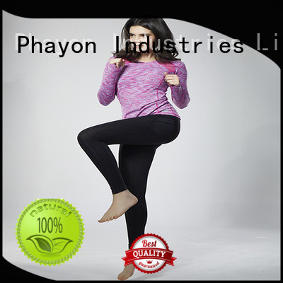 PHAYON wholesale fitness wear yoga fitness wear for women