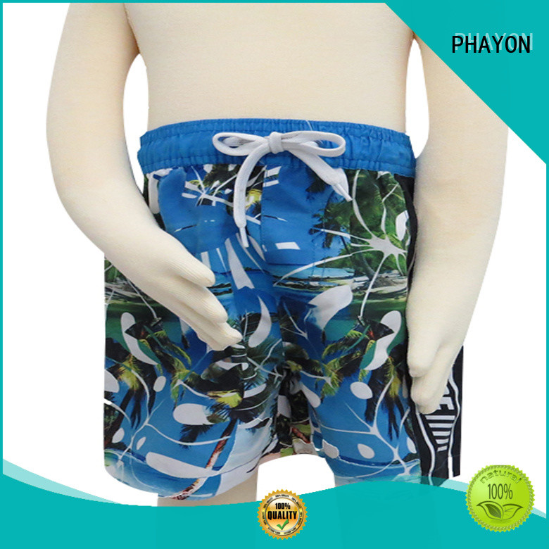 colorful boys swimwear supplier for swimming pool
