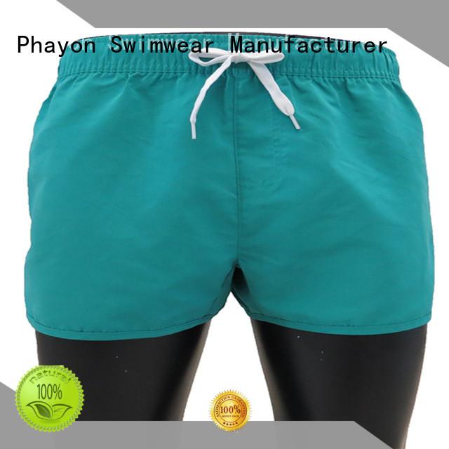 solid beach shorts men board shorts for beach