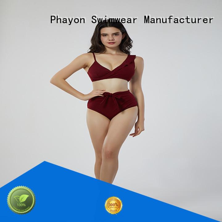 wholesale ladies swimwear best for beach PHAYON