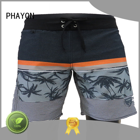 PHAYON top mens clothing sale manufacturer for swimming pool