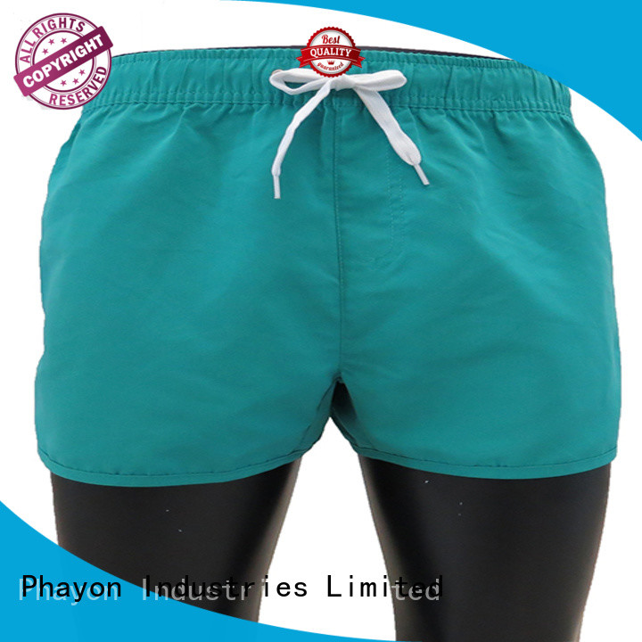 PHAYON mens boardshorts sale manufacturer for holiday