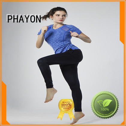 PHAYON beautiful custom sportswear pants for outdoor activity