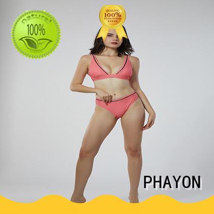 PHAYON bikinis swimwear supplier for swimming pool